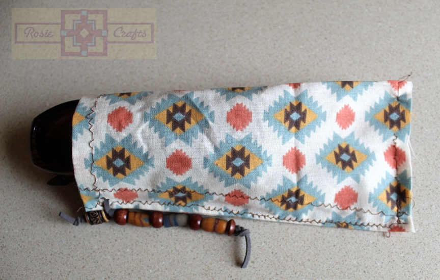 Artisan Tribes Southwest Sunglass Case