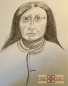 Artisan Tribes Indian 1 Drawing