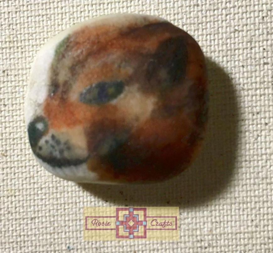 Artisan Tribes Spirit Fox Rock Art