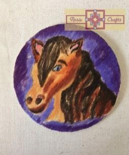 Rosie Crafts Horse