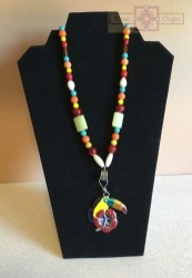 Rosie Crafts Toucan Necklace