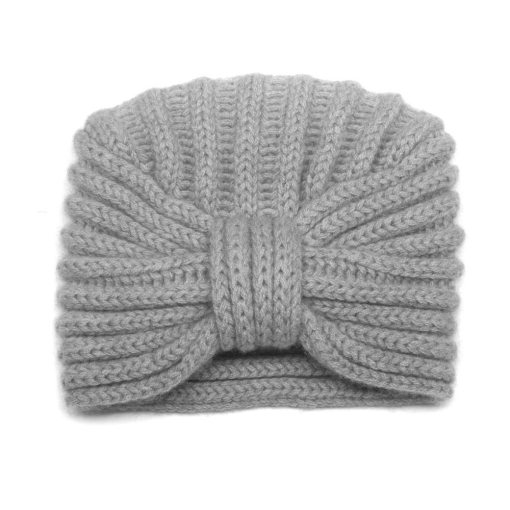 Luxury Scottish cashmere turban | Cygnet