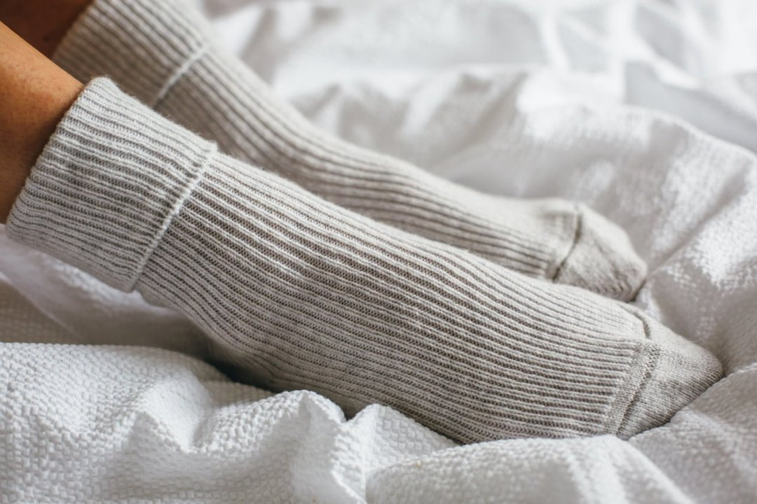 It's that time of year.. | Cashmere bed-socks