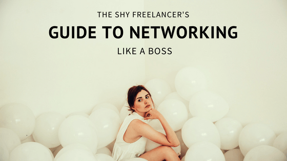 Shy Freelancer's guide to networking events