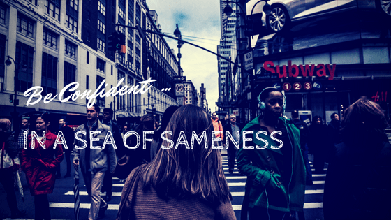 Confidence in a sea of sameness: How To Rock it