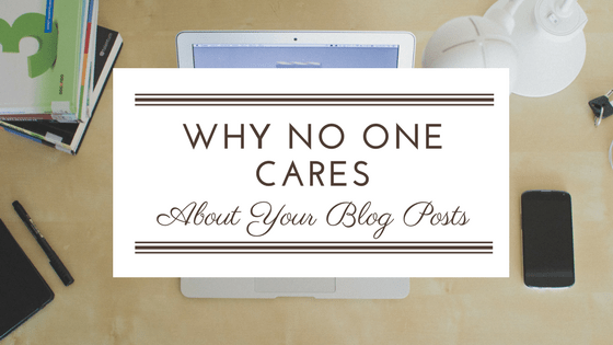 What to do if no one is reading your blog posts