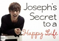Joseph's Secret to a Happy Life