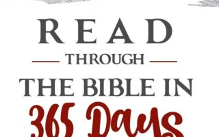 A Free Bible Reading and Prayer Journal