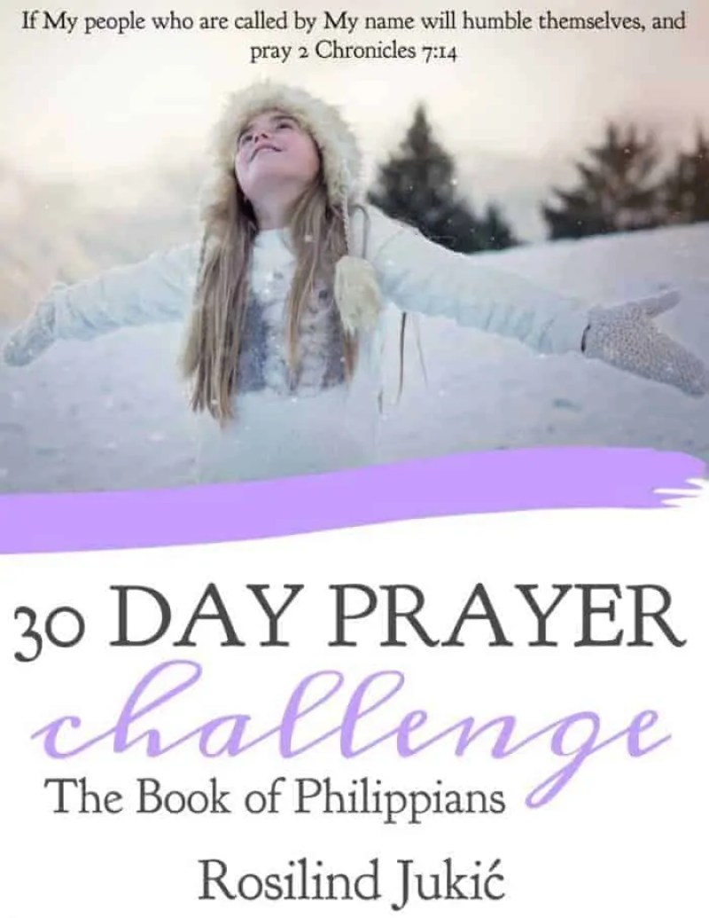 Workbooks prayer workbook : 30 Day Prayer Challenge For Philippians ⋆ A Little R & R