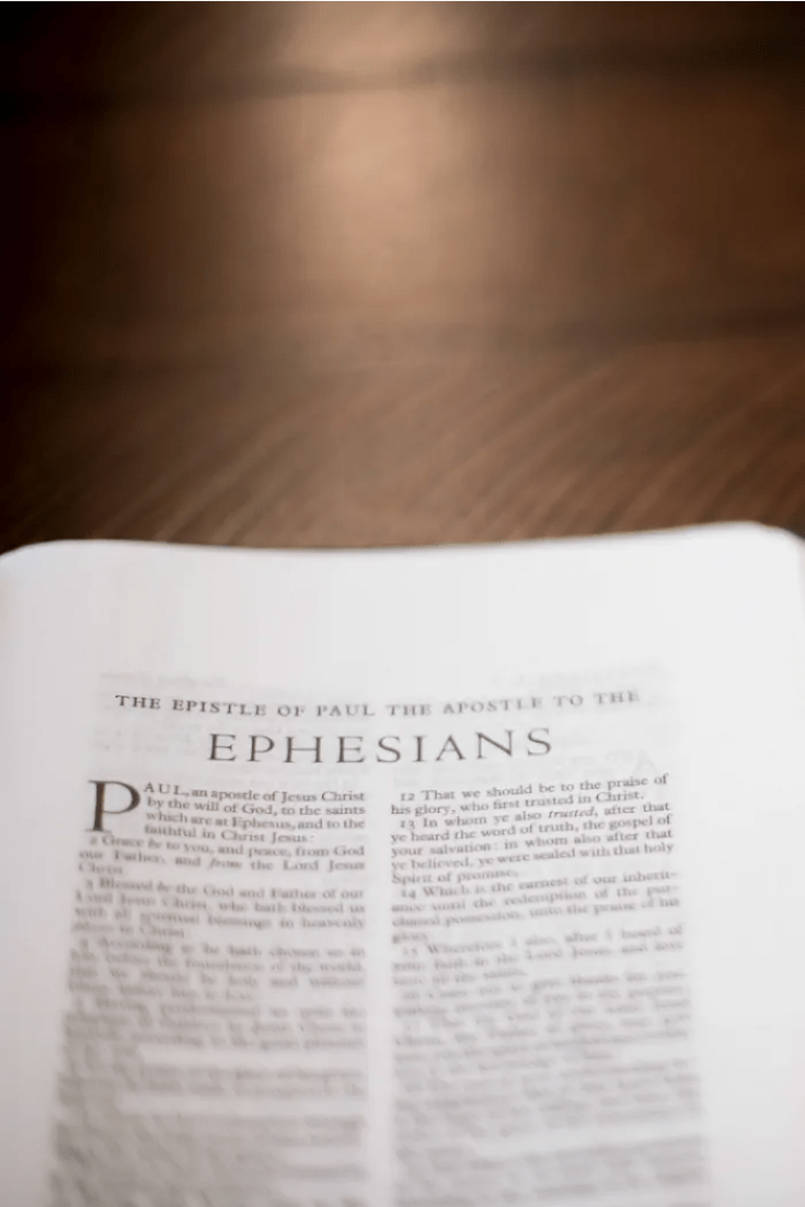 Paul reveals something in Ephesians 3 that has never before been seen in Scripture. God chose to use Paul to unveil this mystery that is still relevant today