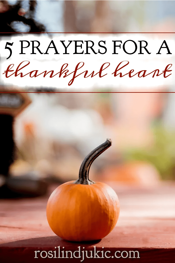 This year I want to dig way down deep and find 5 prayers of thankfulness for things I've not had the courage to thank God for yet. Will you join me?