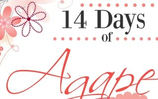 14 Days of Agape Online Bible Study