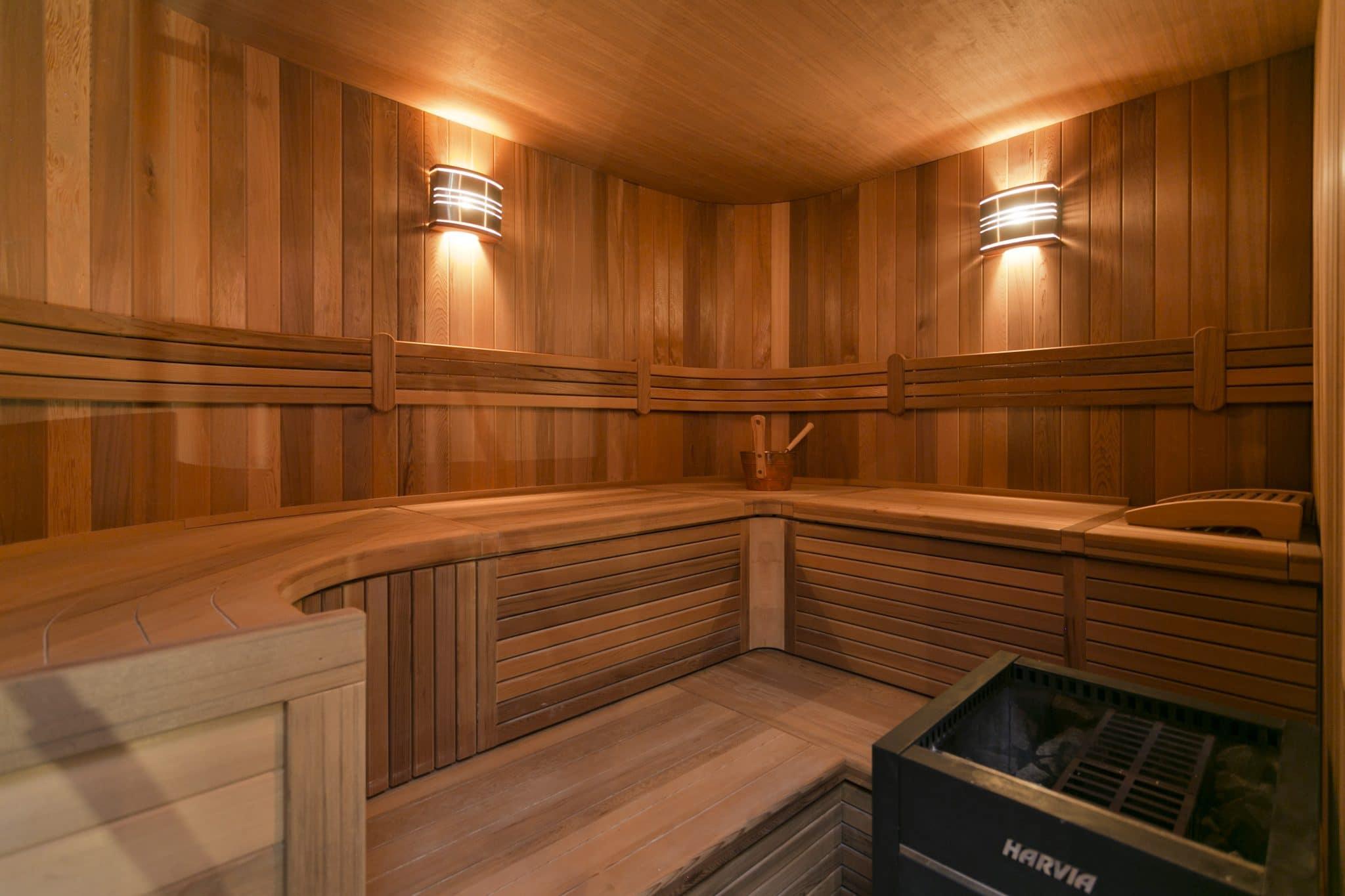 Privé Sauna LaSenza