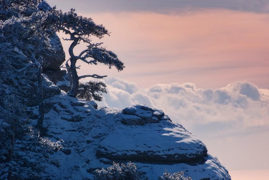 Зимний Крым. Фото: Даниил Коржонов