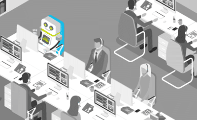 How Artificial Intelligence Uplifts the Call Center Works