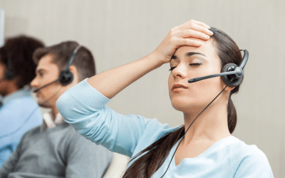 Top 3 Problems in the Call Center