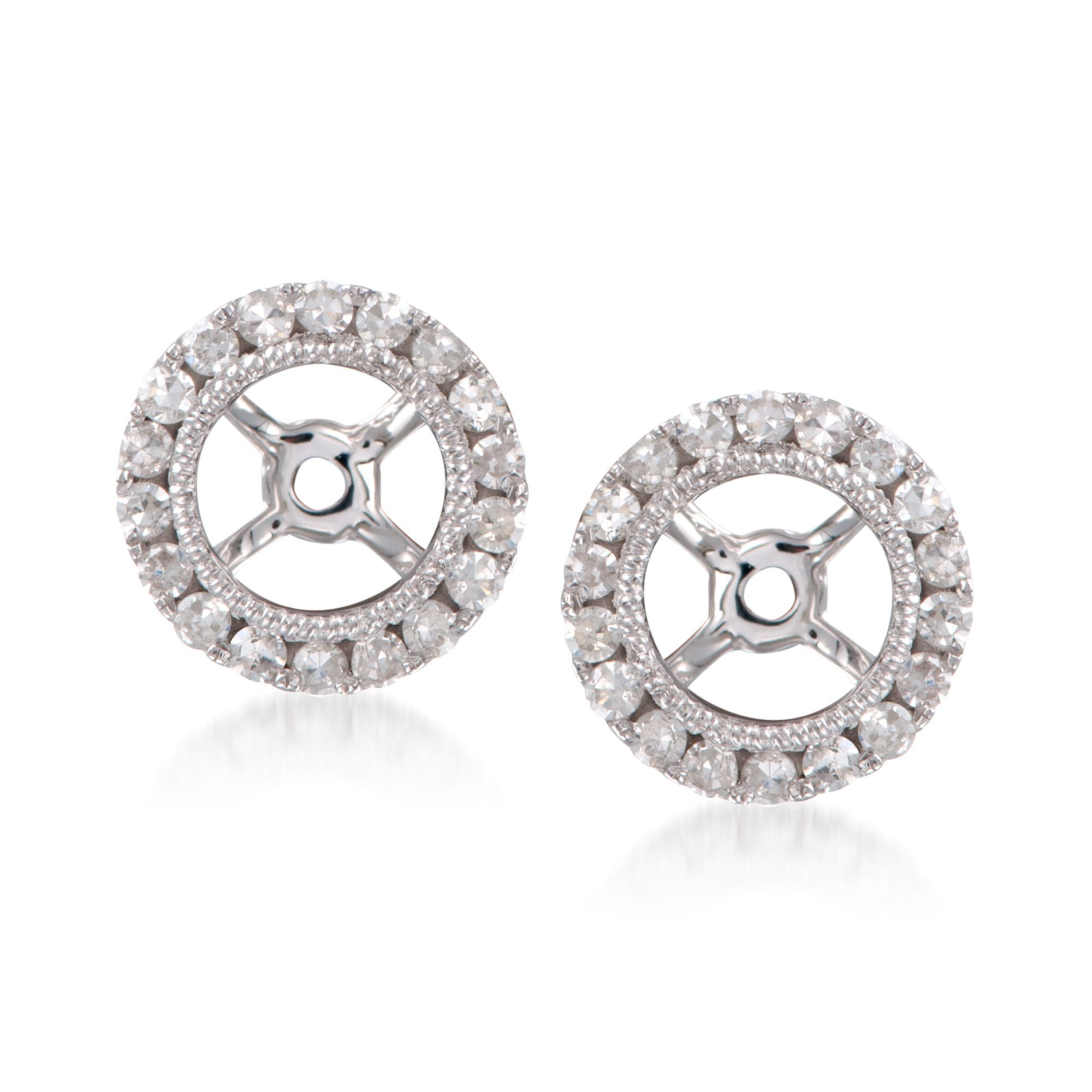 Ross Simons Diamond Earrings Ross Simons Diamond Earrings
