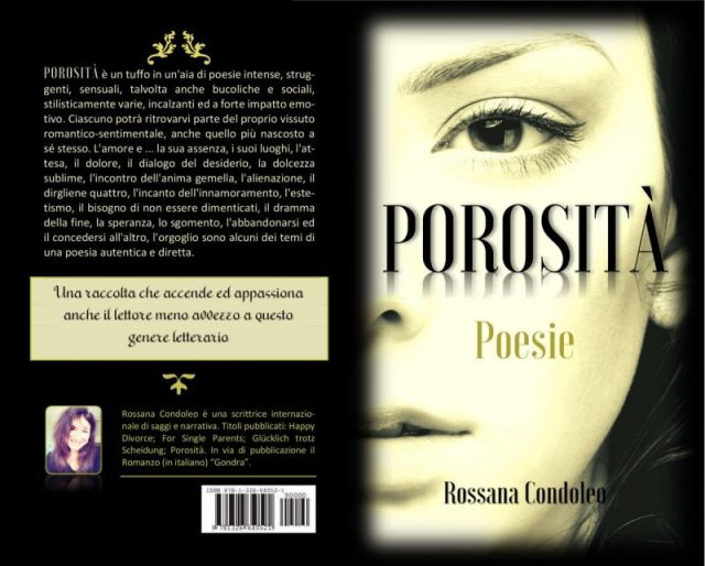 Porosità Rossana Condoleo Poesie