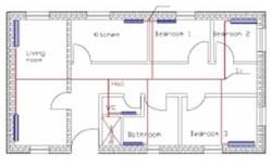 Risparmio energetico con impianti di riscaldamento a pavimento