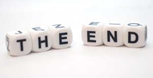 The End on dice