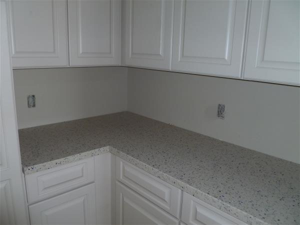 Pantry counter top