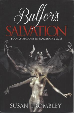 Balfor's Salvation cover