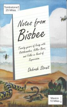 Notes from Bisbee cover