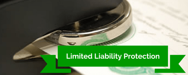 Limited Liaiblity Protection