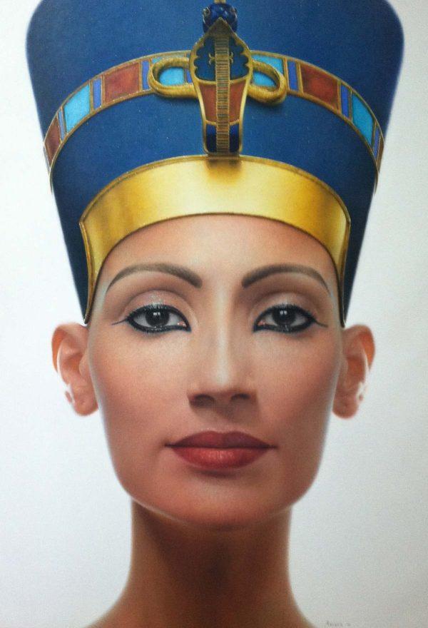 Fine Art Contemporary Portrait Painting Ross Rossin