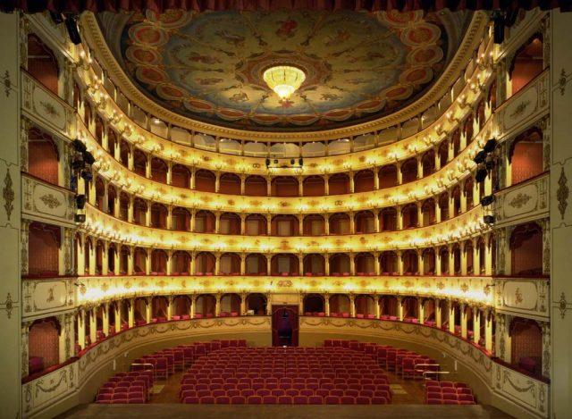 Teatro Rossini - Places - Rossini Opera Festival