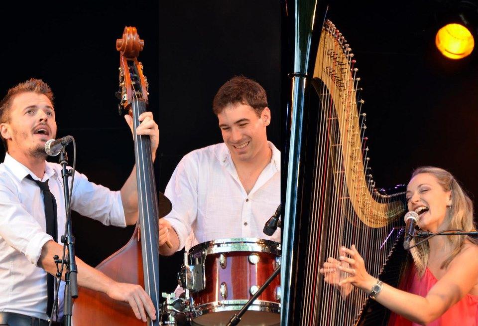 Milevska Trio jazz