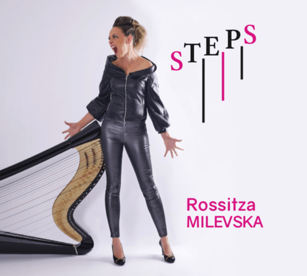 harpe jazz nouvel album STEPS