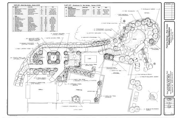 site plans ross landscape architecture