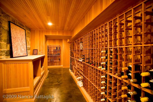 Rosslyn Wine Cellar (Credit: Nancie Battaglia)
