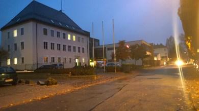 Hauptquartier des Kreisverbandes Deggendorf des Bayerischen Roten Kreuzes