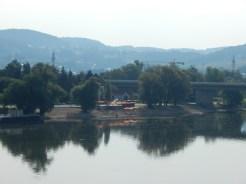 Die Donau-Strandbar