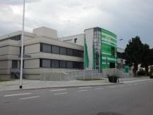 Die Zentrale der AOK in Deggendorf