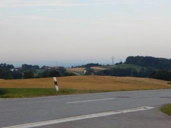 Blick von Leoprechtstein Richtung Isartal