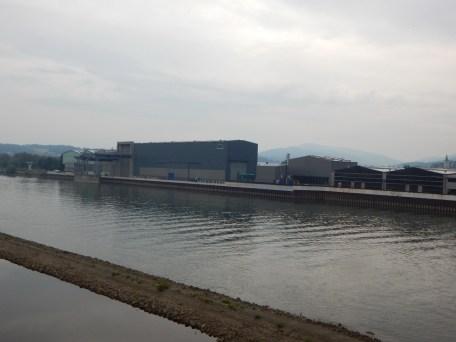 Die Deggendorfer Werft