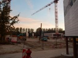 Baustelle Schulzentrum Deggendorf