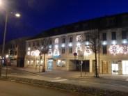 Die GenoBank DonauWald leuchtet