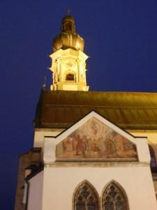 Die Grabkirche von Deggendorf