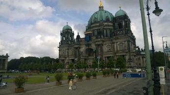 Stadtrundfahrt - Berliner Dom