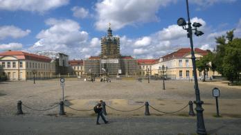 Stadtrundfahrt - Schloß Charlottenburg