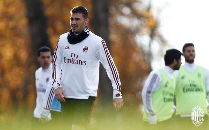 Image result for Alessio Romagnoli trening