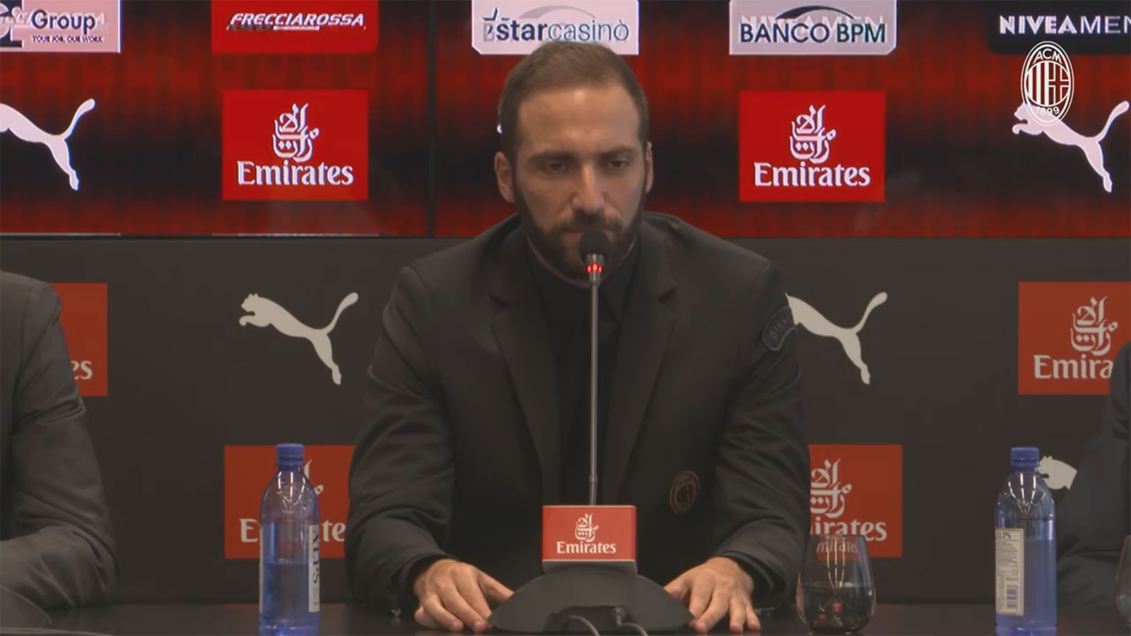 Higuain The fans deserve to see Milan back at the very