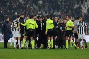 Juventus Genoa Rissa