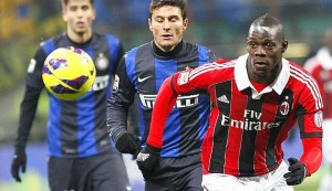 Inter vs Milan - Serie A Tim 2012/2013