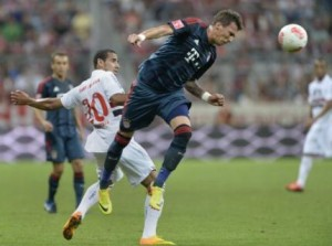 Bayern Monaco - San Paolo