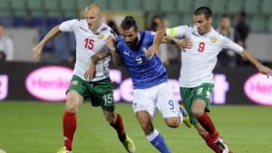 Pagelle-Bulgaria-Italia